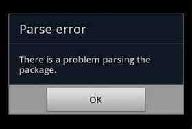 apk there was a problem parsing the package what to do when parse error happens apk downloader