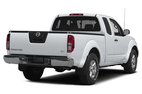 Nissan Frontier 2014 by 2014 Nissan Frontier Price Photos Reviews Features