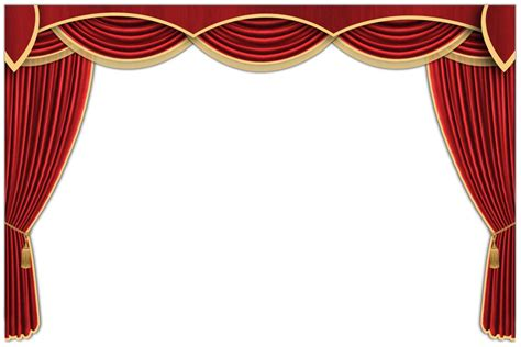 curtain dramatic effect  theater curtains