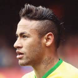 beaut 233 coiffures neymar haircut