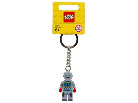 Dijamin Robot Key Chain Lego Minifigure robot key chain 851395 classic brick browse shop lego 174