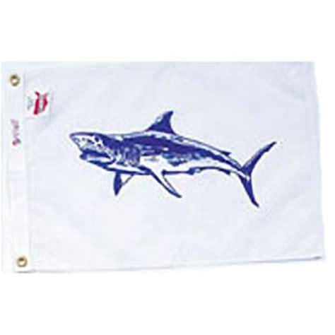 mako shark novelty flag