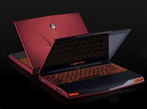 Laptop Alienware M18x mega powerful alienware m18x and m14x gaming laptops