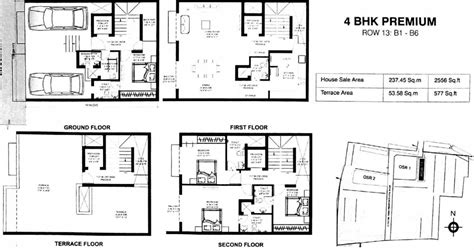 1st floor plan overview growing up in a frank lloyd wright house by kim bixler 2556 sq ft 4 bhk 5t villa for sale in dugar homes growing