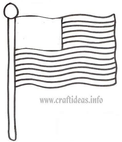 template of the american flag free independence day pattern patriotic american flag template