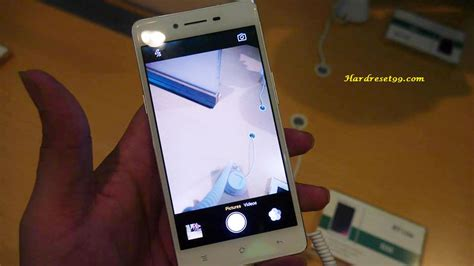 format factory oppo oppo r7 lite hard reset factory reset and password recovery