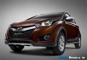 Hyundai Crossover Suv Hyundai Unveils Hb20x Crossover In Brazil Plus 9 More