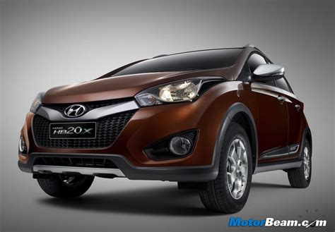 hyundai crossover hyundai unveils hb20x crossover in brazil plus 9 more