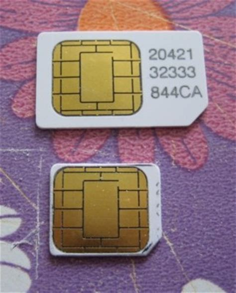 How To Make Micro Sim Convert Sim To Micro Sim And Micro