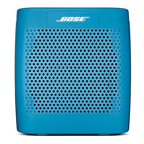 Bose Soundlink Speaker Blue bose soundlink color bluetooth speaker blue import it all