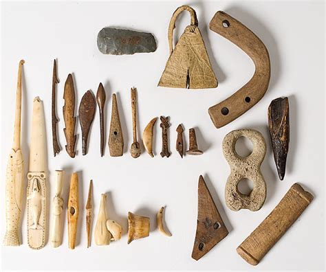 Ancient Carved Ivory Inuit Eskimo Artifacts | Education ... Inuit Artifacts History