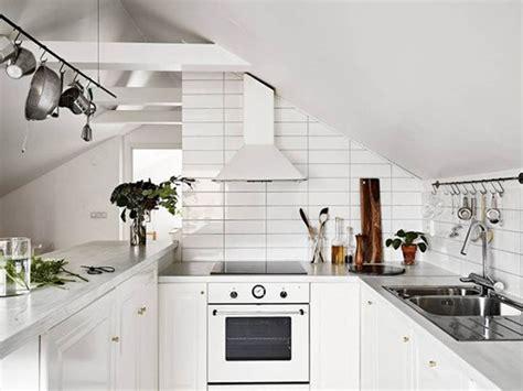 scandinavische plafondl scandinavische keukens met praktische elementen