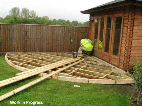 Landscaping Photos Decking Fencing Amp Landscaping In Wimborne Alan K Horley