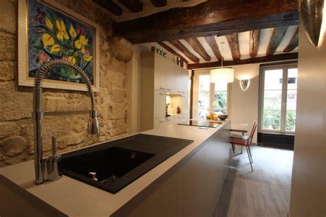 cuisine architecte architecture int 233 rieur loft monge