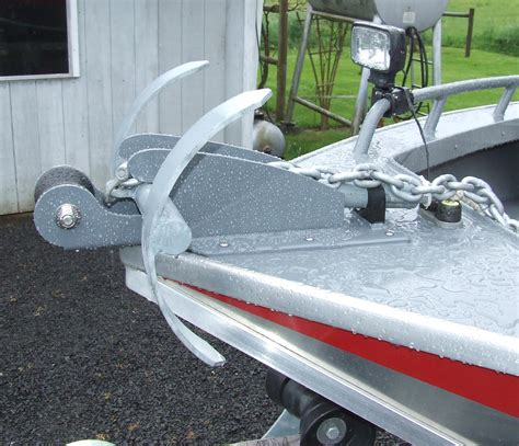boat anchor for river anchoring 101