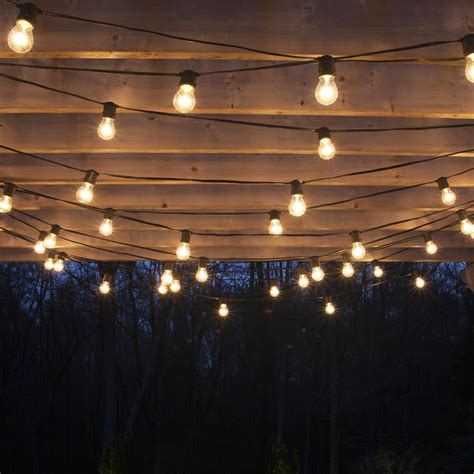 How To Plan And Hang Patio Lights Patio Lighting Pergola String Lights