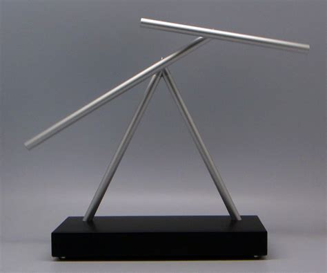 swinging sticks kinetic energy sculpture iron man 2 swinging sticks kinetic energy sculpture