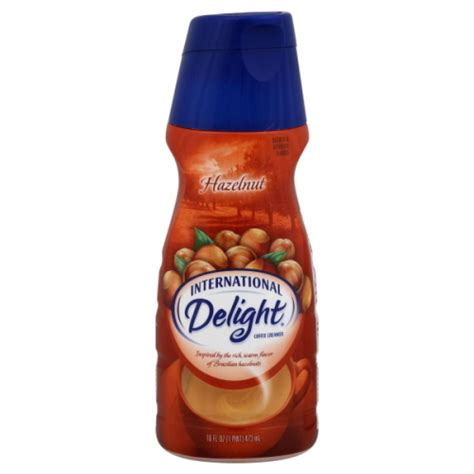 International Delight Coffee Creamer International Delight Coffee Creamer Hazelnut 473ml