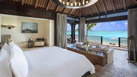 Room With A View St room with a view st regis mauritius villa