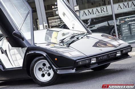 Lamborghini 5000s For Sale For Sale 1983 Lamborghini Countach 5000s