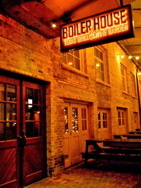 boiler house texas grill wine garden the weekend gourmet the weekend gourmet dines out for december boiler house texas