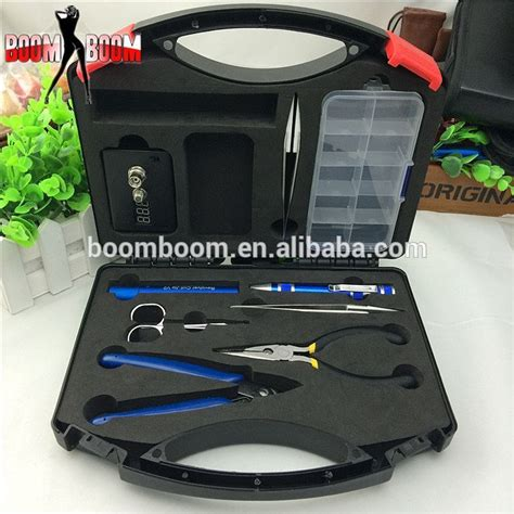 Vape Mini Tool Kit Rda Diy Coiling Builder Authentic boomboom vape rda coil build tool vape tool kit pouch buy vape tool kit pouch rda coil build