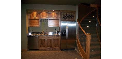 Home Plans With Basements by Wooden Basement Wet Bar Design Design Ideas Amp Pictures