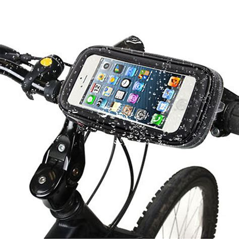 New Arrival Bicycle Bike Phone Holder With Waterproof Ck653 goestime bike bag bicycle waterproof bag phone for 4 inch to 5 8 inch mobile phone pouch