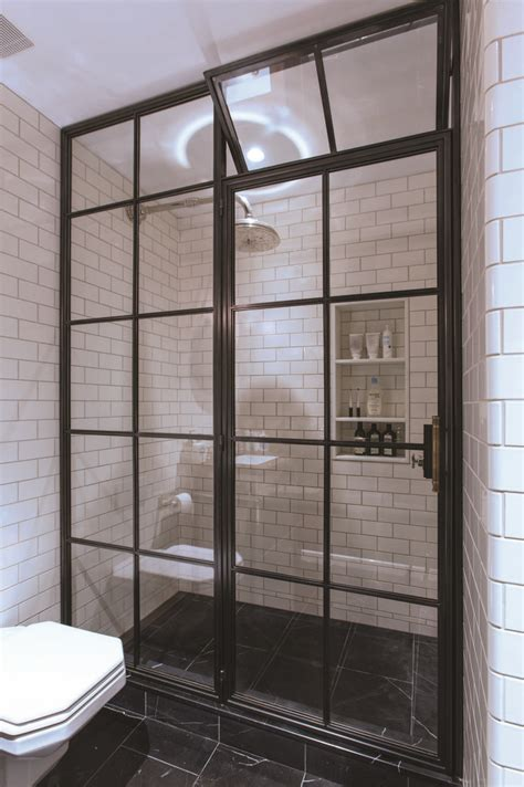 industrial shower door frankford panel door configured for a shower inspired by