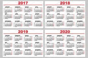 3 Year Calendar 2018 To 2020 2019 Calendar Hong Kong 2018 Calendar Printable