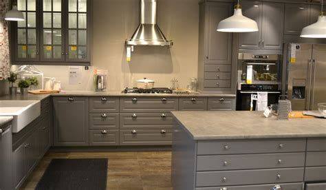 Gray Ikea Kitchen Cabinets Ikea Bodbyn Grey Home Ideas Pinterest Bodbyn Grey Kitchens And Ikea Kitchen Cabinets