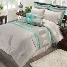 victoria classics daniella 8 pc comforter set veratex elyse 5 pc comforter set home pinterest