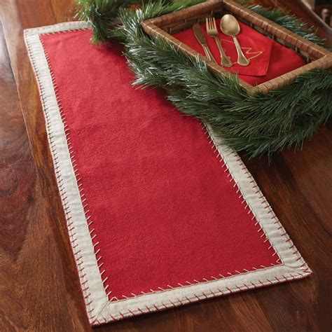36 inch table runner oslo felt 36 inch table runner the patch