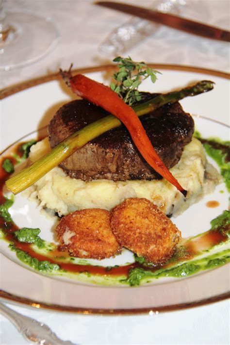 filet mignon menu stranded in cleveland intimate dinner menu for four