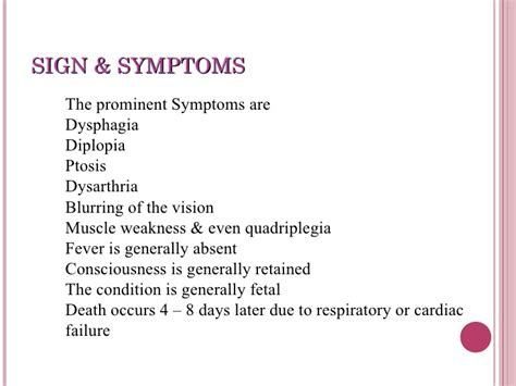 food poisoning symptoms food poisoning