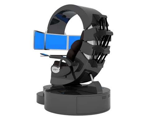 3 Monitor Chair by Insanely Expensive Gadgets We Wish We Could Own