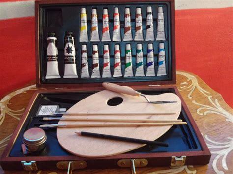 Imagenes Para Dibujar En Lienzo | estuche de madera para pintura arte dibujo lienzo