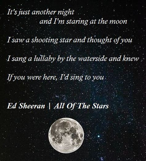 ed sheeran all of the stars 1000 images about lyrics on pinterest