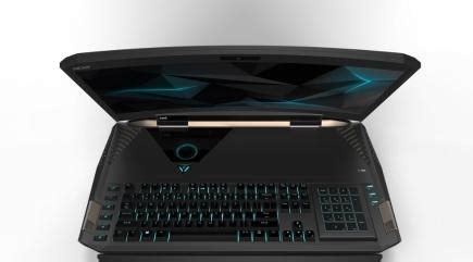 acer unveils the first ever curved screen gaming laptop bt