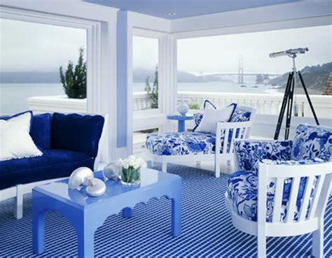 blue and white room blue and white rooms