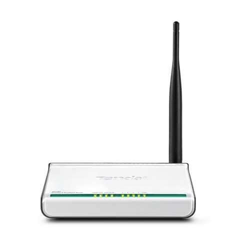 Tenda Terop Tenda W311r Wireless Lan Router 150mbps 4 Port