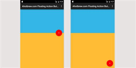 Android Floating Button by Android Floating Button Exle Ahotbrew