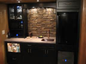 compact kitchen project creative faux panels painting faux brick backsplash in kitchen home design ideas