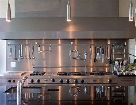 Professional Kitchen Appliances For The Home | taking inspiration from restaurant designs for your home
