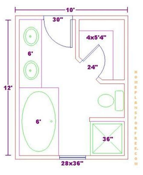 10x10 bathroom floor plans gorgeous 50 master bathroom floor plans 10x10 inspiration