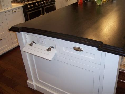 Kitchen Island Electrical Outlet Kitchen Outlets Revamped The Kitchen Connoisseur