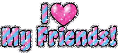 i love my friends pictures, photos, and images for