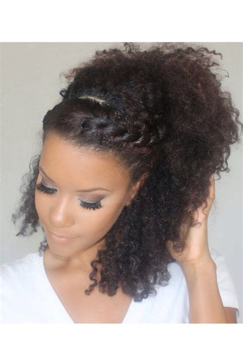 Afro Hairstyles For Summer | 17 hot summer hairstyle for women with afro hair black