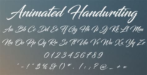 handwriting template after effects animated handwriting after effects project files after