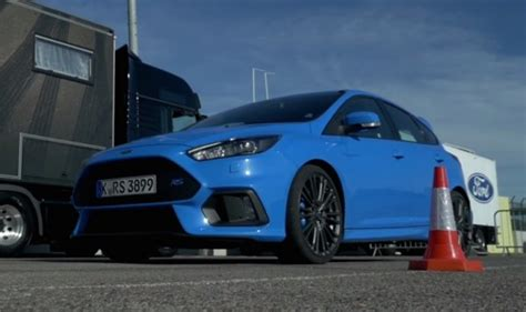 Focus Rs 200 by 2016 Ford Focus Rs 0 200 Acceleration Test